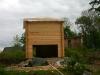 Nõuukoja ehitus pooleli